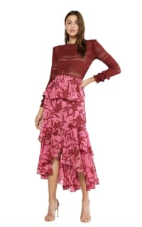 Misa Los Angeles Kalani Skirt Preview Images
