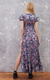 For Love and Lemons Flora Maxi Dress 3 Preview Images