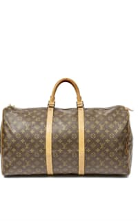 Louis Vuitton Weekender Keepall 55 XL Bag Preview Images