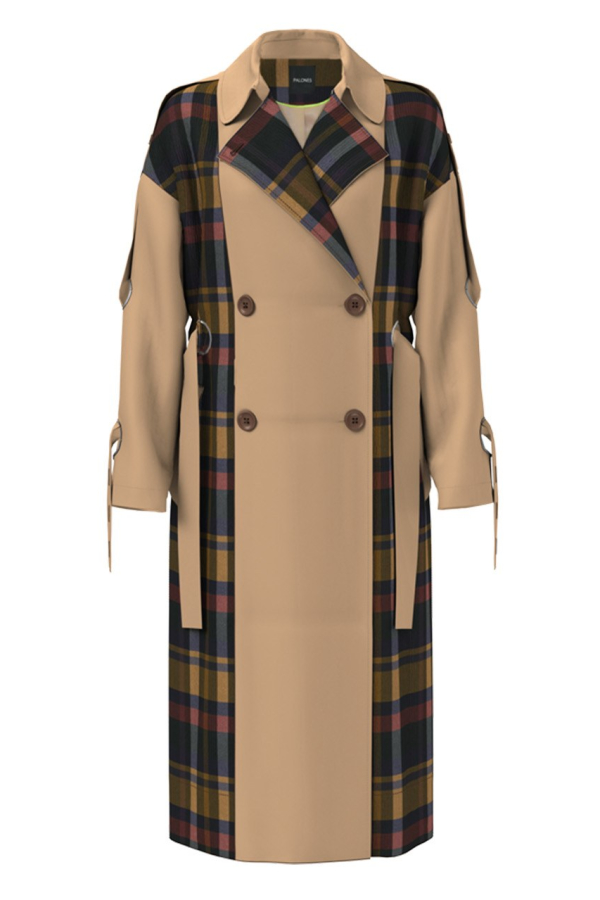 Palones Kimmi Deconstructed Trench