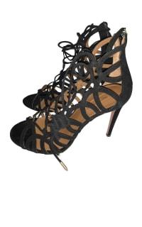 Aquazzura Ooh lala heeled sandal  3 Preview Images