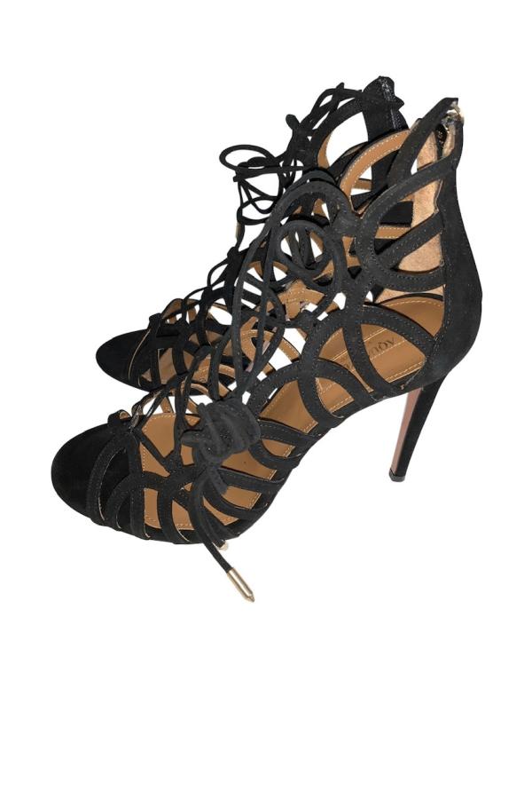 Aquazzura Ooh lala heeled sandal  3