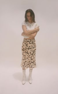 Realisation Par Naomi skirt in flower print 3 Preview Images