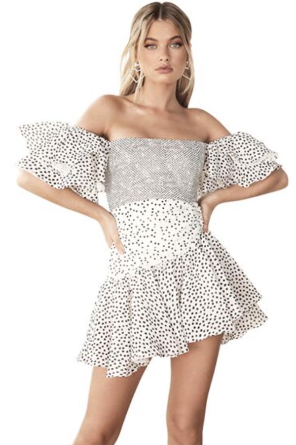 Sofia The Label Florence Mini Dress 2