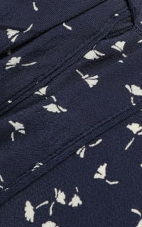 Ganni Barra floral-print crepe skirt 4 Preview Images