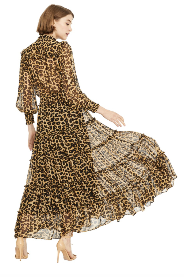 Misa Los Angeles Aydeniz Dress 4