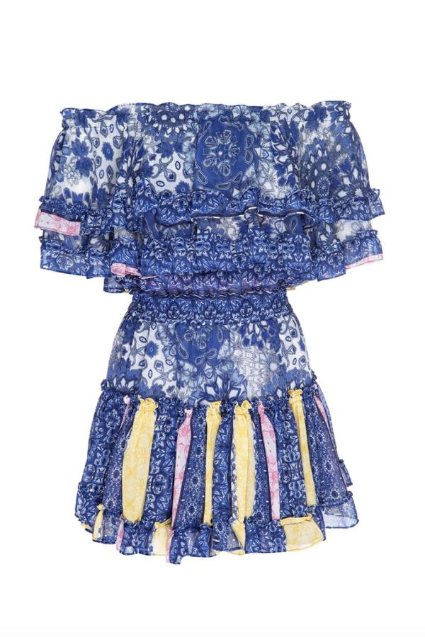 Misa Los Angeles Luella Dress