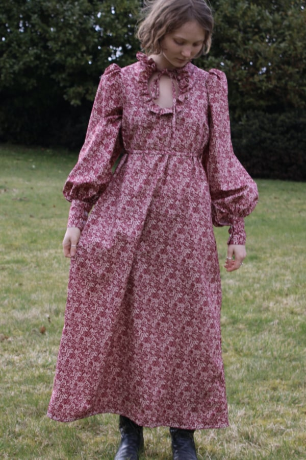 Benjamin Fox Scarlett dress 1 Preview Images