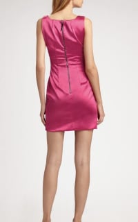 Dolce & Gabbana Satin Pink Mini  3 Preview Images