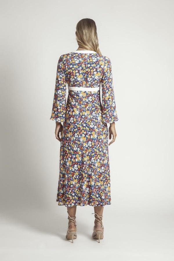 Image 5 of Fresha London freya dress