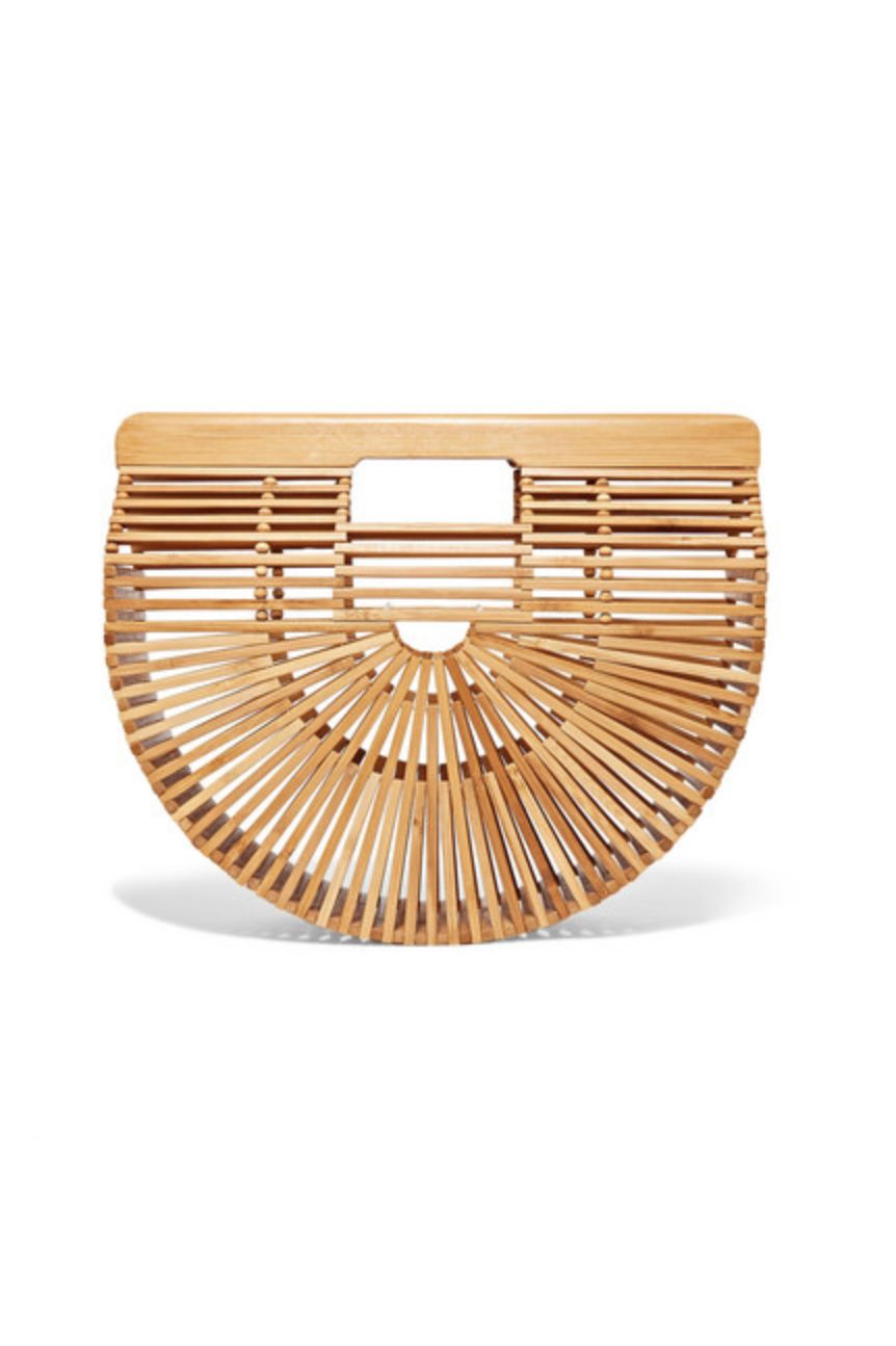 Cult Gaia Bamboo Clutch - small Preview Images