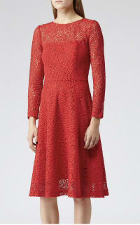 Reiss  Rhomona Lace Dress 2 Preview Images