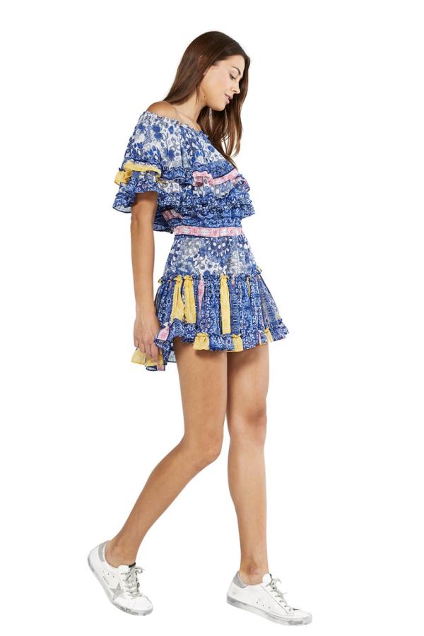 Misa Los Angeles Luella Dress 4