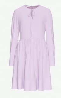 Stella McCartney Crepe Mini Dress Preview Images