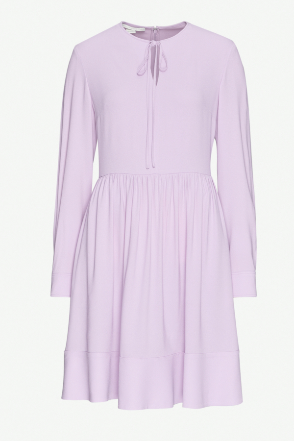 Stella McCartney Crepe Mini Dress
