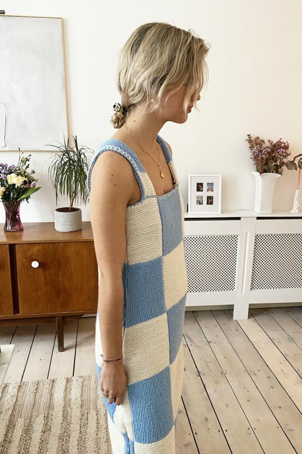 Freya Simonne Remy Checkerboard Dress 3