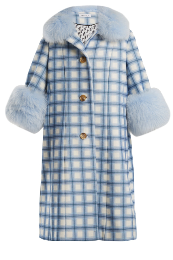 Saks Potts Yvonne coat