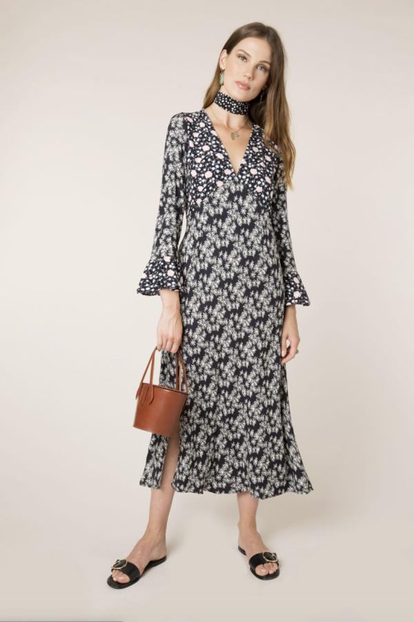 RIXO London Esther Dress