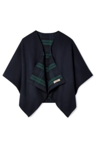 Burberry Reversible checked merino wool Preview Images