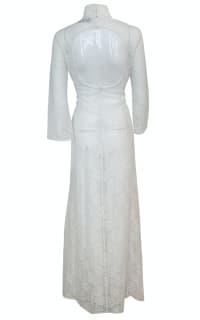 A.W.A.K.E. Lace Maxi Dress 3 Preview Images