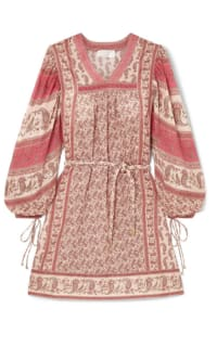Zimmermann juniper paisley dress  Preview Images