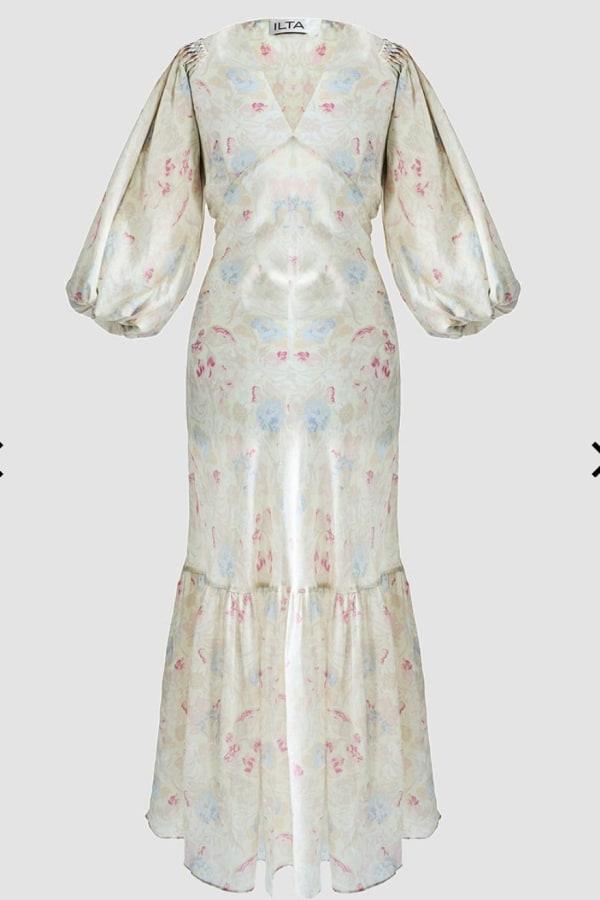 Image 3 of Ilta aurelie dress
