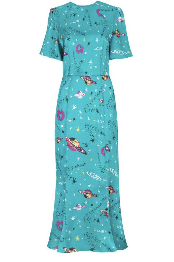 Image 1 of Rixo joanne pluto dress