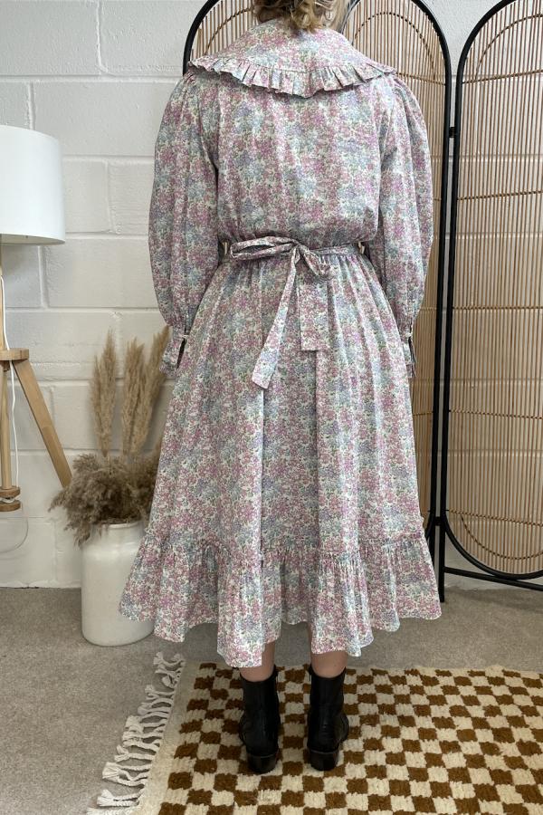Sigrid Maria Sigrid dress - pink blossom 5