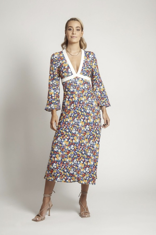 Image 4 of Fresha London freya dress