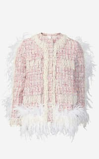 Huishan Zhang Cecil embellished jacket 5 Preview Images