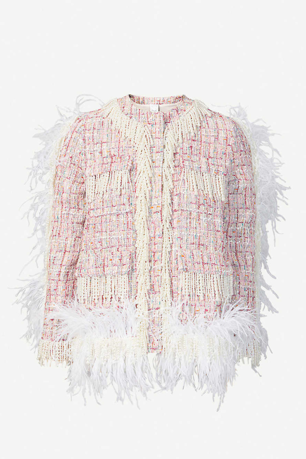 Huishan Zhang Cecil embellished jacket 5