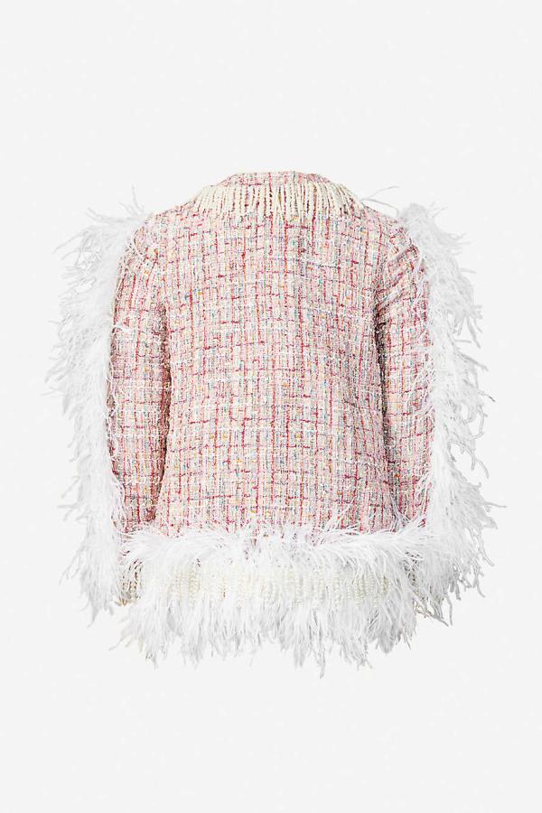 Huishan Zhang Cecil embellished jacket 3