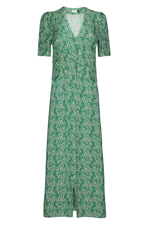 RIXO London Jackson floral-print crepe de chine midi dress 2 Preview Images