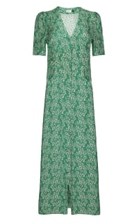 RIXO London Jackson floral-print crepe de chine midi dress 2 Preview Images