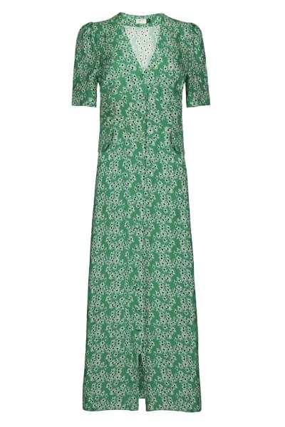 RIXO London Jackson floral-print crepe de chine midi dress 2