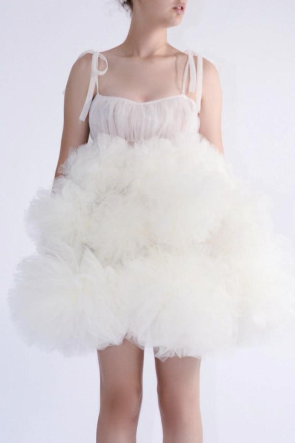 Image 4 of Lirika Matoshi cloud mini dress