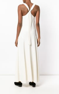 Theory Scoop neck maxi dress 5 Preview Images