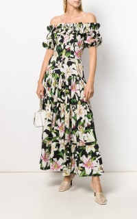 Dolce & Gabbana Floral dress 2 Preview Images