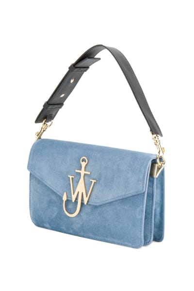 JW Anderson Bluebird Logo Purse With Chain 2
