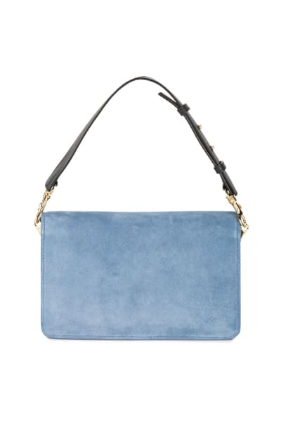 JW Anderson Bluebird Logo Purse With Chain 3