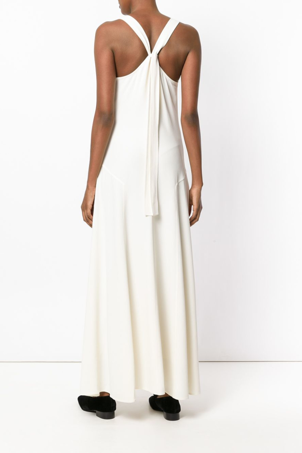 Theory Scoop neck maxi dress 5