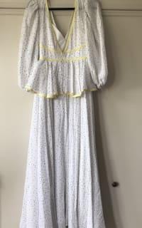 Staud Panarea floral maxi dress  8 Preview Images