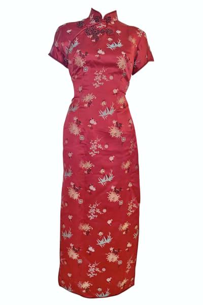 Vintage Peony dress