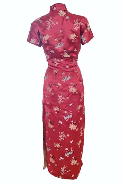 Vintage Peony dress 3
