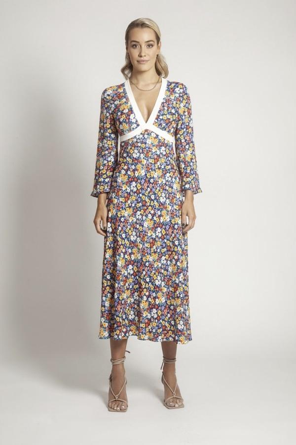 Image 3 of Fresha London freya dress