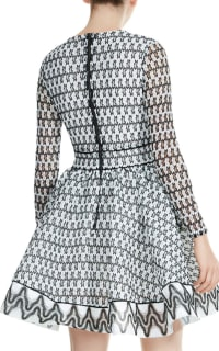 Maje Royan Lace Dress  2 Preview Images