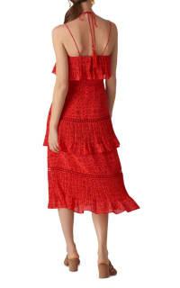 Whistles Riya Printed Dress Preview Images