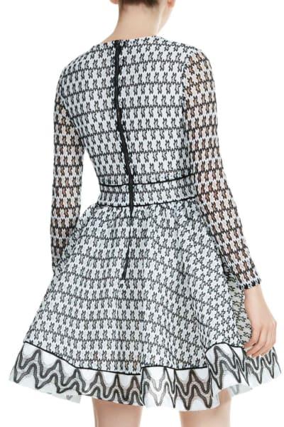 Maje Royan Lace Dress  2