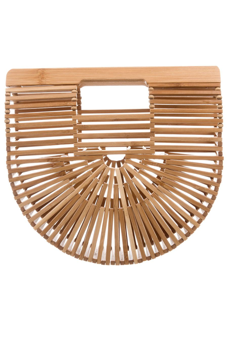 Cult Gaia Small Bamboo Ark Bag 2 Preview Images