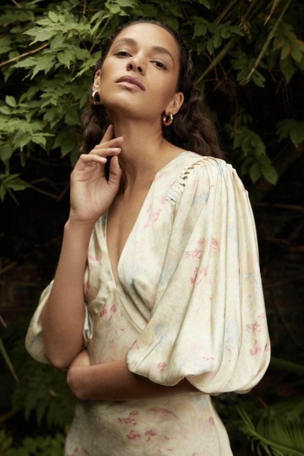 Image 2 of Ilta aurelie dress